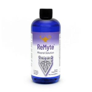 ReMyte - Minerálny roztok | Piko-ionový multiminerálny roztok Dr. Deanovej -  480ml
