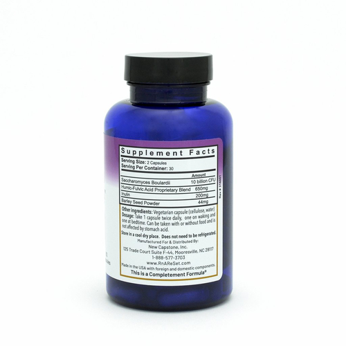 Flora ReVive - Probiotikum s výťažkami z rašeliny - Kapsule