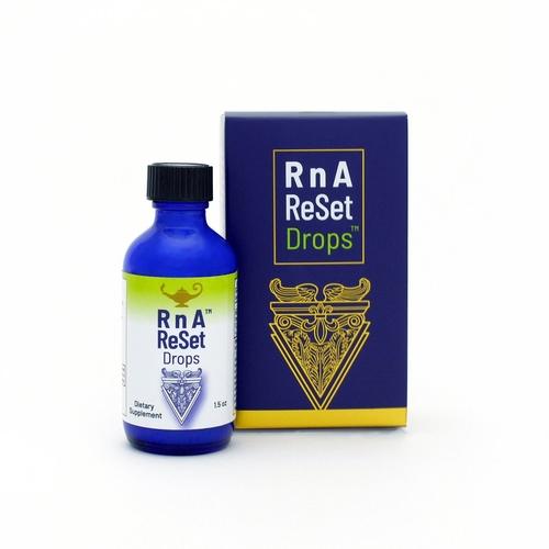 RnA ReSet Drops - Extrakt z jačmeňa
