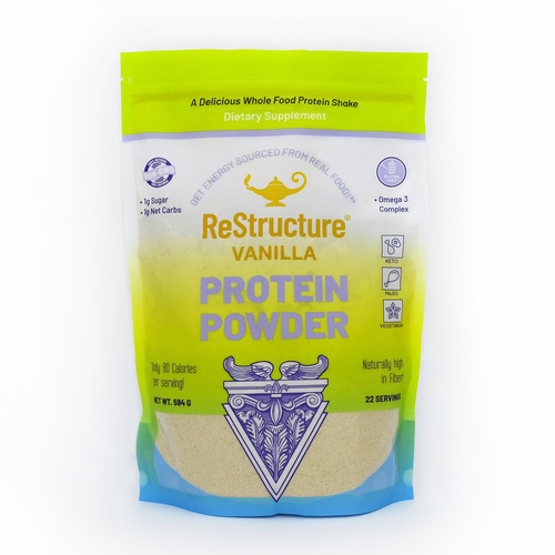 ReStructure - Proteinový prášok - Vanilka
