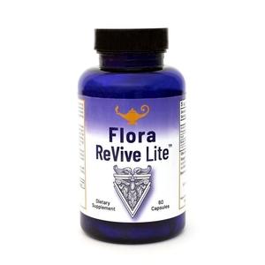 Flora ReVive Lite - Probiotiká z rašeliny - Kapsule