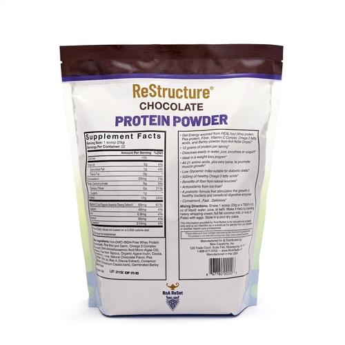 ReStructure - Proteinový prášok - Čokoláda
