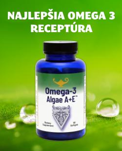 Najlepšia Omega-3 receptúra