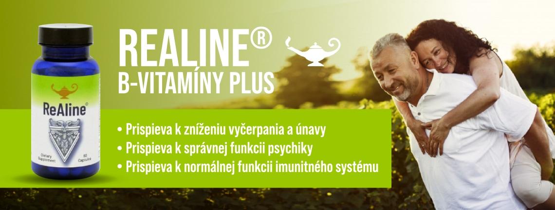 ReAline - B-Vitamíny Plus